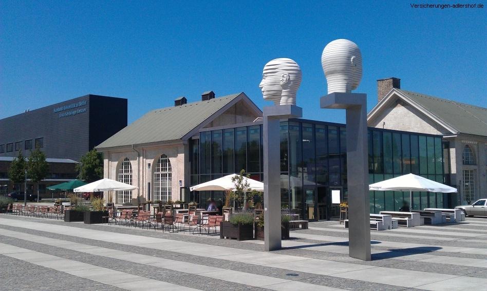 Humboldt Universität Berlin Adlershof